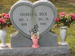 Theresa G Beck