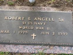 Robert L Angell, Sr
