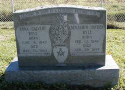 Louisiana Anna <i>Calvert</i> Ryle