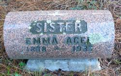 Emma M Agee