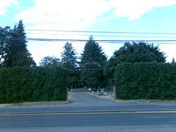 Idlewilde Cemetery