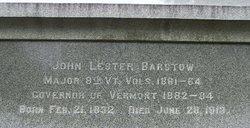 John Lester Barstow