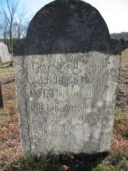 Elijah Hyde