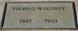 Thomas (Tommie) William Autrey