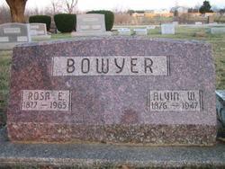 Rev Alvin Wheeler Bowyer