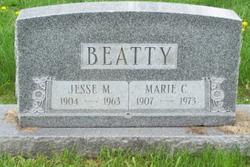 Marie C Beatty