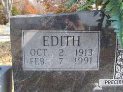 Edith Elsie <i>Brown</i> Stidham