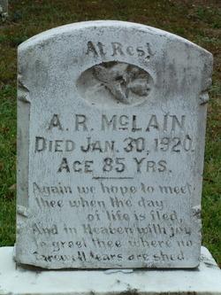Arthur R. Mclain