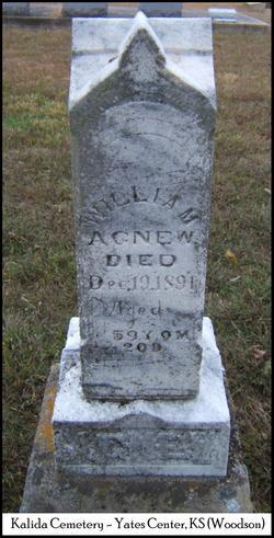 William Moffitt Agnew