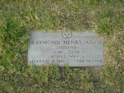 Raymond Henry Adair
