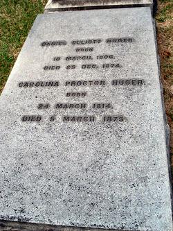 Carolina <i>Proctor</i> Huger