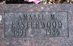 Amabel Marie <i>White</i> Easterwood