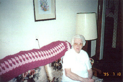 Margaret <i>Atkinson</i> Bruder