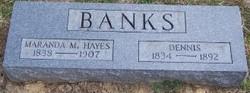Maranda M. <i>Hayes</i> Banks