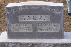 Fannie <i>Brown</i> Banks