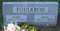 Myra B <i>Grady</i> Foulkrod