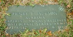 Henry F. Jackson