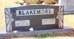 Walter Lloyd Blakemore