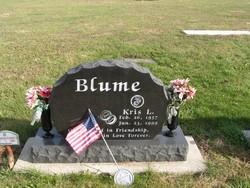 Sgt Kris Lynn Blume
