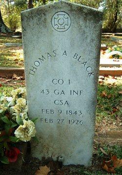 Thomas Augustus Black