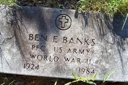 Ben Edward Pop Banks