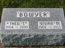 Vivian Marie <i>Schock</i> Bowyer