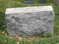 H. Alice <i>Randell</i> Price