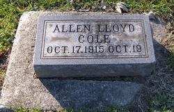 Allen Lloyd Cole