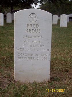 Fred Redus