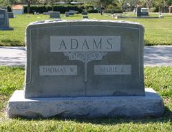 Marie E. Adams