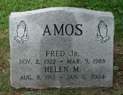 Fred Amos, Jr