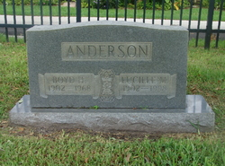 Lucille M. Anderson