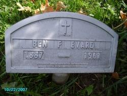 Ben F Evard