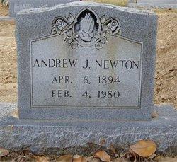 Andrew Jackson Newton