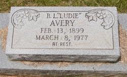 Benjamin Louis B L Avery