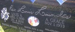 Rev Louis A Lowndes