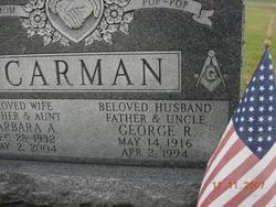 George R Carman