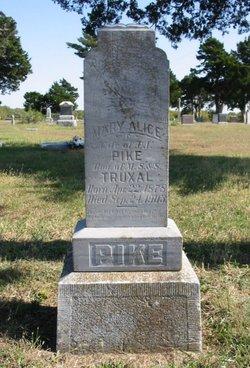 Mary Alice <i>Truxal</i> Pike