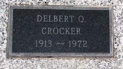 Delbert Q Crocker