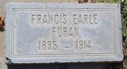 Francis Earle Foran