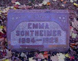 Emma <i>Boelte</i> Sontheimer