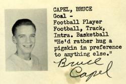 Lieut John Bruce Capel