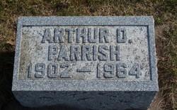 Arthur D. Tobe Parrish
