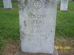 Ralph Eugene Pea