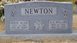 Willard A.C. Newton