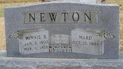 Minnie May <i>Browning</i> Newton
