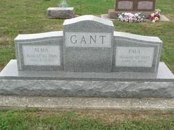 Alma <i>Anderson</i> Gant