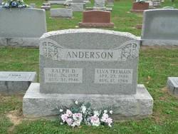 Ralph D Anderson