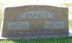 Blanche <i>Hardie</i> Daniels