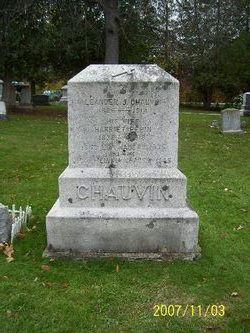 Harriet <i>Pepin</i> Chauvin